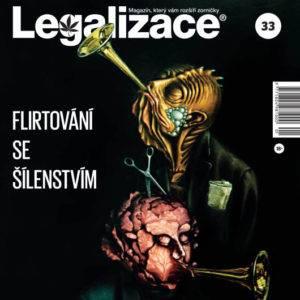 """Read more about the article Sébastien Béguerie Interview in """"Magazín Legalizace"""" #33"""