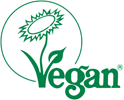 Vegan certified symbol