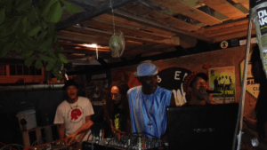 Reggae scene at Vinyls Thursday