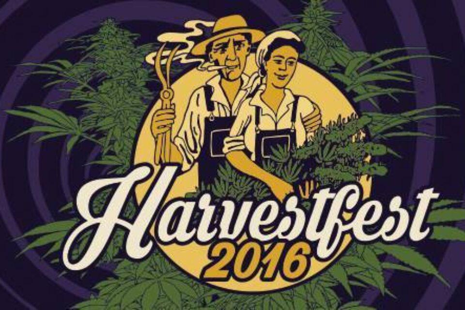 HEMP HARVEST FEST 2016 IN PRAGUE