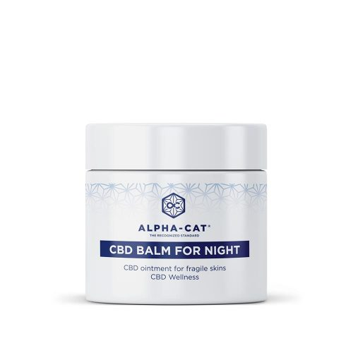 CBD Vegan Night Balm for All Skin Types (50ml)