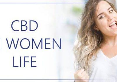 CBD in women life