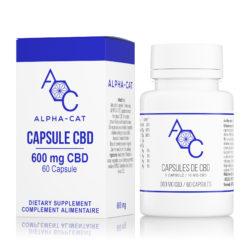Capsules de CBD 2%