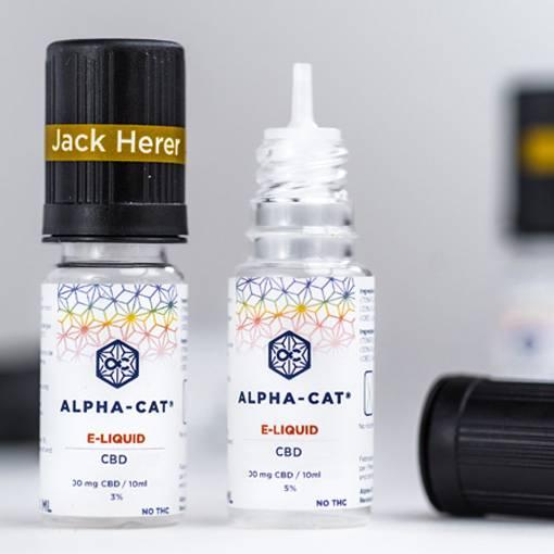 E-liquide Jack Herer CBD