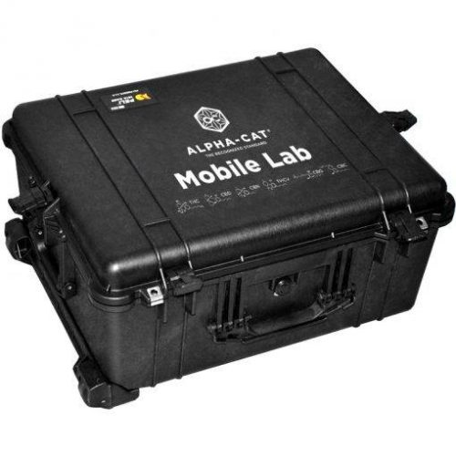 Laboratoire mobile