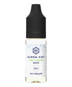 Alpha-cat CBD E-liquid 10%