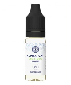 Alpha-cat CBD E-liquid 3%