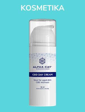 Alpha-cat CBD Kosmetika