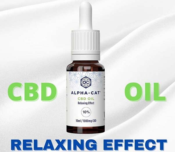 Alpha-CAT CBD Oil